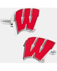 Ravi Ratan - Cufflinks, Inc. 'University Of Wisconsin Badgers' Cuff Links - Lyst