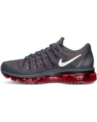 Nike | Men\u0026#39;s Air Max 2016 Running Sneakers From Finish Line | Lyst