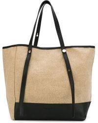 chloe replica handbags uk - Chlo�� Shopper Tote in Beige (nude) | Lyst