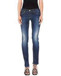 Dondup | Denim Trousers | Lyst