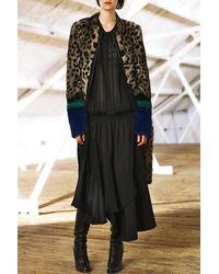 Preen Line Mercer Dress Black - Lyst