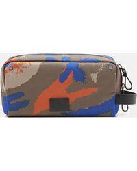Valentino - Camouflage Wash Bag - Lyst