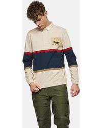 Kent & Curwen - Polo A Manica Lunga - Lyst