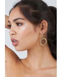 Soko Jewelry - Kamba Dangle Earrings - Brass - Lyst