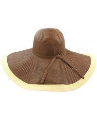 Bikini.com - Floppy Sun Hat - Lyst