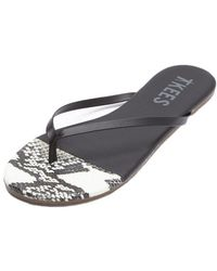 TKEES - French Tip Sandals - Lyst
