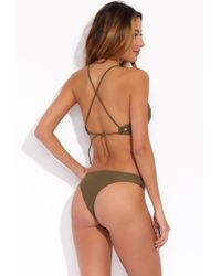 Matia Beachwear - Georgie Bottom - Lyst