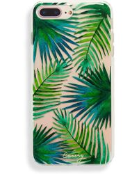 Casery - Palm Leaves Iphone 6/7/8 Plus - Lyst