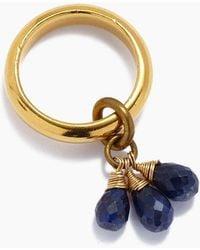 Vanessa Mooney - Kingston Ring - Gold - Lyst
