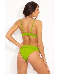 Woodlike Ocean - Waistband Pant Reversible Bottom - Cicoria / Stripes Reversible - Lyst