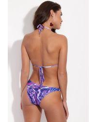 LOOK Z - Violet Ocean Bottom - Lyst
