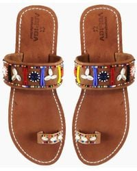 Aspiga - Shella Sandals - Multicolour - Lyst