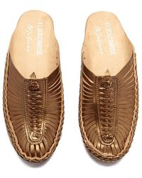 Matisse - Morocco Sandals - Bronze - Lyst