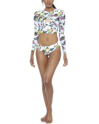 BLACK BOX SWIM - Francis Rash Guard - Lyst
