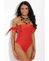 S.I.E SWIM - Sunset Harper One Piece - Lyst