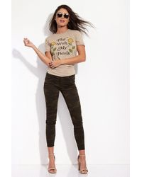 TOP KNOT GOODS - Play With My Petals Tee - Lyst