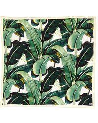 A.M. - 100% Silk Scarves - Lyst