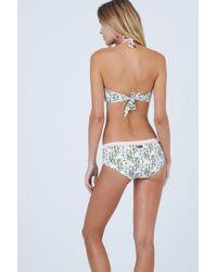 Vilebrequin - Fristy Midi Brief Bikini Bottom - Bamboo Song - Lyst