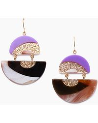 Jonesy Wood - Ashley Earrings - Multicolored - Lyst