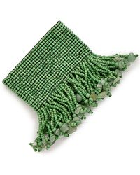 KATE CHAN - Green Skirt Bracelet - Lyst