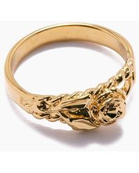 Vanessa Mooney - The Rose Gold Ring - Gold - Lyst
