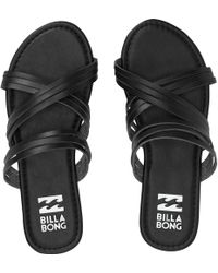 Billabong - Sandy Toes Slide Sandal - Lyst