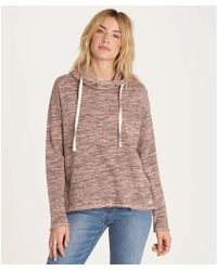 Billabong - Make It Happen Hoodie - Lyst