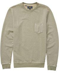 Billabong - Stringer Crew Pullover Fleece - Lyst