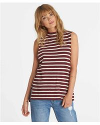 Billabong - Your Eyes Muscle Tank - Lyst