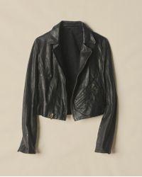 Billy Reid - Classic Moto Jacket - Lyst