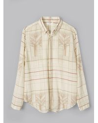 Billy Reid - Flw Slim Button Down - Lyst