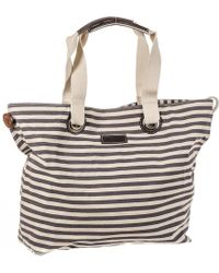 Black.co.uk - Biarritz Cotton Beach Bag - Lyst