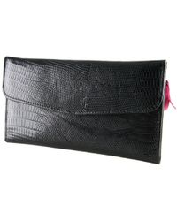 Black.co.uk - Corporate Branded Womens' Leather Wallet - Lyst