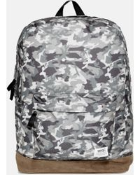 Wesc - Chaz Backpack_light Woodland - Lyst