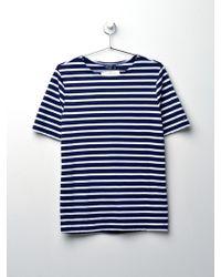 89b6714a Women's Saint James T-shirts On Sale - Lyst