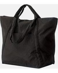 BAGGU - Travel Cloud Bag_black - Lyst