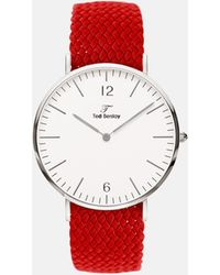 Ted Berslay - Drepper Silver Red - Lyst