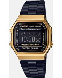 G-Shock - A168wegb-1b - Lyst