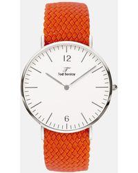 TED BERSLAY | Drepper Silver Orange | Lyst