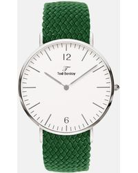 Ted Berslay - Drepper Silver Green - Lyst