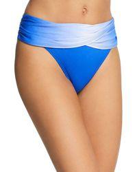 dfd9c4adcbdc20 Bleu Rod Beattie - Sarong Hipster Bikini Bottom - Lyst