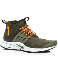 588e916569c9 Lyst - Nike Air Presto Sneakers in Blue for Men