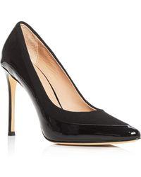 Pour La Victoire - Women's Cenna Pointed Toe Court Shoes - Lyst