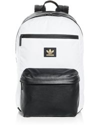 adidas - Originals National Plus Backpack - Lyst