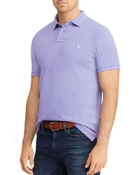 Polo Ralph Lauren - Mesh Classic Fit Polo Shirt - Lyst