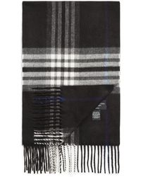 Bloomingdale's - Exploded Plaid Scarf - Lyst