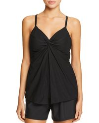 e74ad391d0 Miraclesuit - Four Tops Love Knot Tankini Top - Lyst