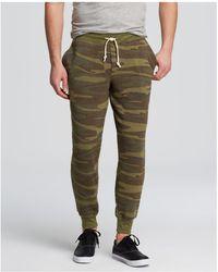 Alternative Apparel | Eco Fleece Dodgeball Pants | Lyst