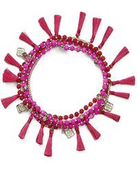 Kendra Scott - Julie Tasseled Bracelet - Lyst