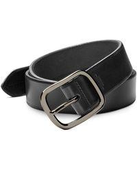 Shinola - Men's Leather Belt - Bourbon - Lyst